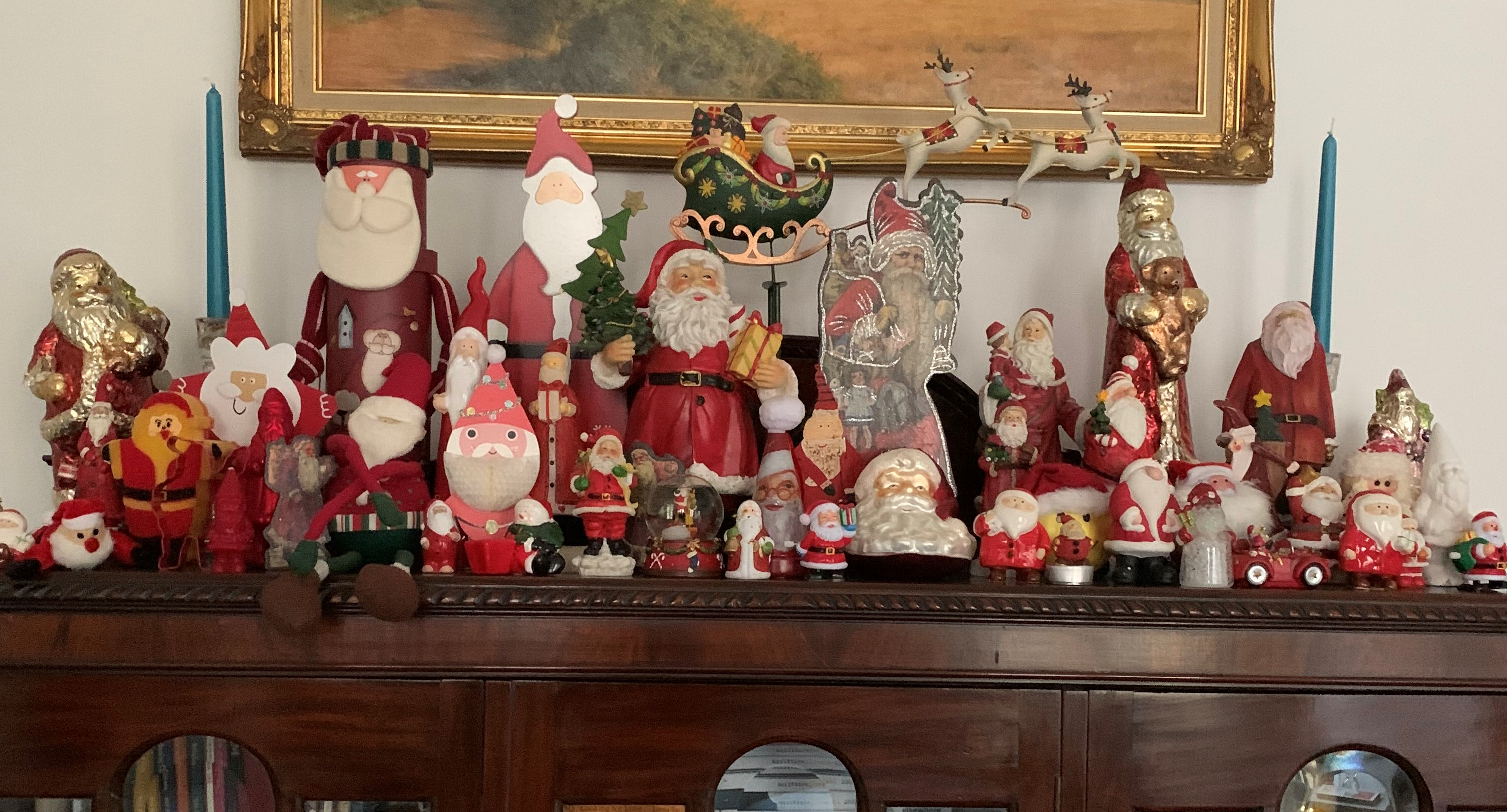 Father Christmas collection